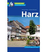 Reiseführer Harz Michael Müller Verlag GmbH.