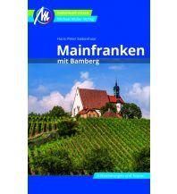 Mainfranken Reiseführer Michael Müller Verlag Michael Müller Verlag GmbH.