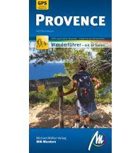 Wanderführer Provence MM-Wandern Wanderführer Michael Müller Verlag Michael Müller Verlag GmbH.