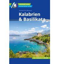 Reiseführer Kalabrien & Basilikata Michael Müller Verlag GmbH.