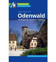 Odenwald Reiseführer Michael Müller Verlag Michael Müller Verlag GmbH.