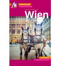 Reiseführer Wien MM-City Reiseführer Michael Müller Verlag Michael Müller Verlag GmbH.