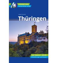 Reiseführer Thüringen Reiseführer Michael Müller Verlag Michael Müller Verlag GmbH.
