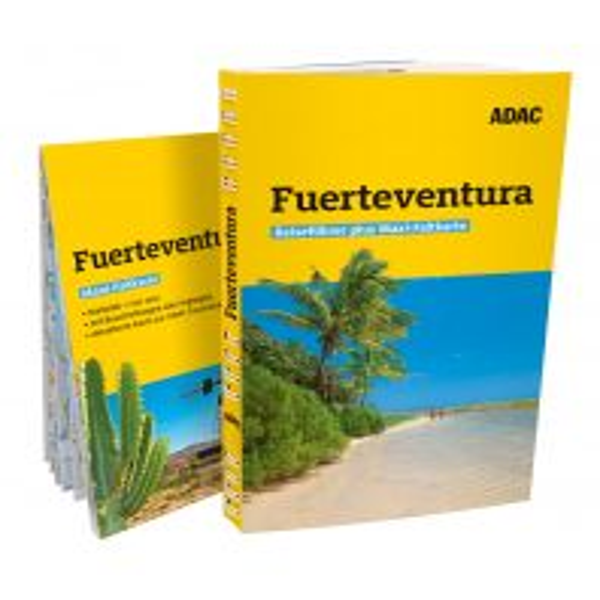 Reiseführer ADAC Reiseführer plus Fuerteventura ADAC Buchverlag