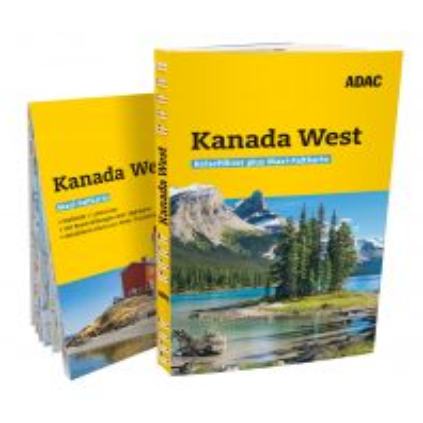 Reiseführer ADAC Reiseführer plus Kanada West ADAC Buchverlag