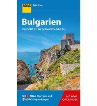Reiseführer ADAC Reiseführer Bulgarien ADAC Buchverlag
