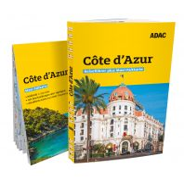 Reiseführer ADAC Reiseführer plus Côte d'Azur ADAC Buchverlag