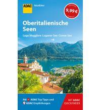Reiseführer ADAC Reiseführer Oberitalienische Seen ADAC Buchverlag