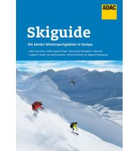 Skigebieteführer ADAC Skiguide ADAC Buchverlag