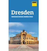 Reiseführer ADAC Reiseführer Dresden und Sächsische Schweiz ADAC Buchverlag