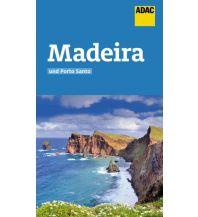 Reiseführer ADAC Reiseführer Madeira und Porto Santo ADAC Buchverlag