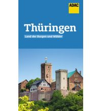Reiseführer ADAC Reiseführer Thüringen ADAC Buchverlag