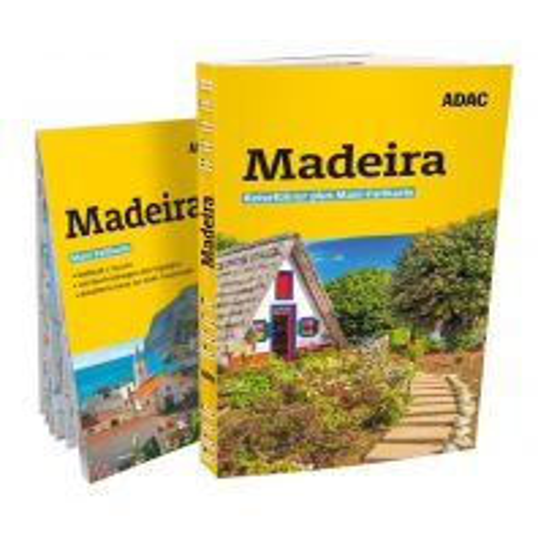 Reiseführer ADAC Reiseführer plus Madeira ADAC Buchverlag
