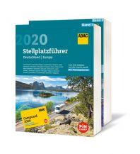 Campingführer ADAC Stellplatzführer 2020 ADAC Buchverlag