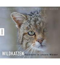 Naturführer Wildkatzen Knesebeck Verlag