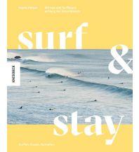 Surfen Surf & Stay Knesebeck Verlag
