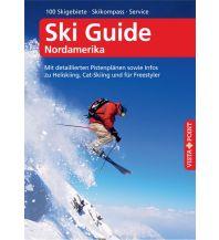 Skigebieteführer Ski Guide Nordamerika Vista Point