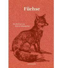 Naturführer Füchse Matthes & Seitz Verlag