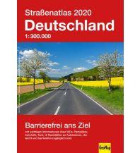 Reise- und Straßenatlanten Straßenatlas Deutschland 2020 GeoMap Medienagentur