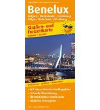 f&b Straßenkarten Benelux –Belgien / Niederlande / Luxemburg Freytag-Berndt und ARTARIA