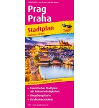 f&b Stadtpläne Prag, Praha Freytag-Berndt und ARTARIA