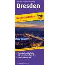 Stadtpläne Dresden Freytag-Berndt und ARTARIA