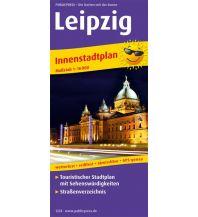 Stadtpläne Leipzig Innenstadtplan Freytag-Berndt und ARTARIA