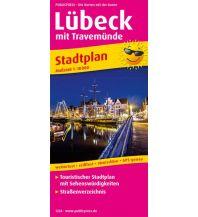 Stadtpläne Lübeck mit Travemünde Freytag-Berndt und ARTARIA