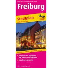 f&b Stadtpläne Freiburg Freytag-Berndt und ARTARIA