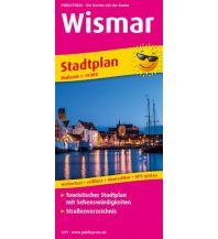 Stadtpläne Wismar Freytag-Berndt und ARTARIA