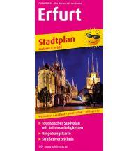 f&b Stadtpläne Erfurt Freytag-Berndt und ARTARIA