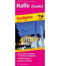 f&b Stadtpläne Halle (Saale) Freytag-Berndt und ARTARIA