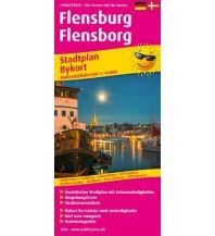 f&b Stadtpläne Flensburg, Flensborg Freytag-Berndt und ARTARIA