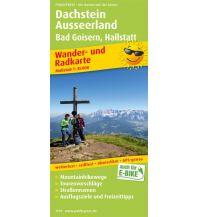 Wanderkarten Steiermark PublicPress-Wanderkarte 1519, Dachstein, Ausseerland, Bad Goisern, Hallstatt 1:35.000 Freytag-Berndt und ARTARIA