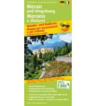 f&b Wanderkarten Meran und Umgebung Freytag-Berndt und ARTARIA