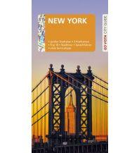 Reiseführer GO VISTA: Reiseführer New York Vista Point