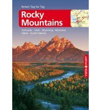 Reiseführer Rocky Mountains Vista Point