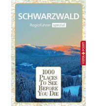 1000 Places-Regioführer Schwarzwald Vista Point