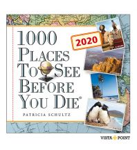 Tageskalender 2021 – 1000 Places To See Before You Die Vista Point