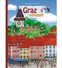 Kinderbücher und Spiele Graz wimmelt Sutton Verlag GmbH