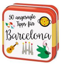 Reiseführer 50 angesagte Tipps für Barcelona Moses Verlag Gmbh