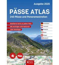 Motorradreisen PÄSSE ATLAS 2020 Touristik-Verlag Vellmar