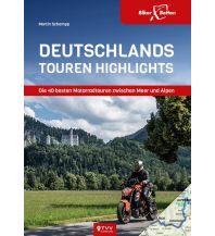 Motorradreisen Deutschlands Touren Highlights Touristik-Verlag Vellmar
