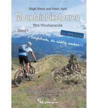 Radführer Mountainbiketouren fürs Wochenende, Band 1 Editorial Montana