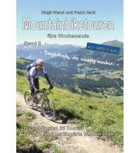 Radführer Mountainbiketouren fürs Wochenende, Band 2 Editorial Montana