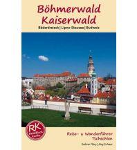 Reiseführer Reise- & Wanderführer Böhmerwald & Kaiserwald Reise-karhu