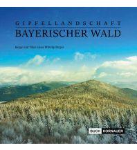 Outdoor Bildbände Gipfellandschaft Bayerischer Wald Martin Hornauer