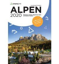 Campingführer Camping.info Campingführer Alpen 2020 Camping.Info GmbH