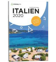 Campingführer Camping.info Campingführer Italien 2020 Camping.Info GmbH