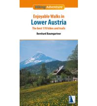 Wanderführer Enjoyable Walks in Lower Austria Kral Verlag